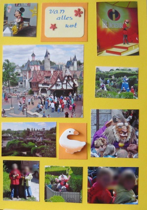 U kijkt naar foto's van het artikel: Disney album